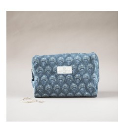 TROUSSE DE TOILETTE PLUME BLUE HEAVEN