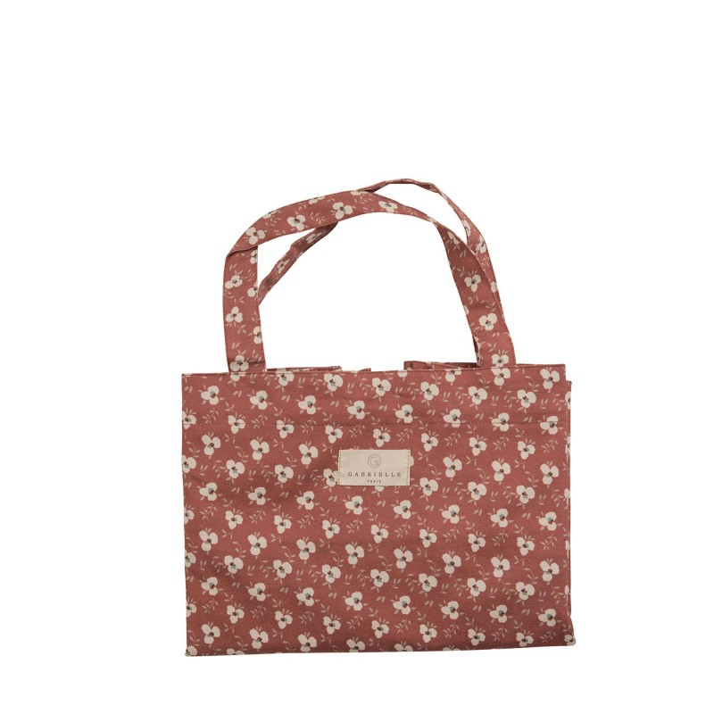 SAC WEEK END TAMARIS TERRACOTTA