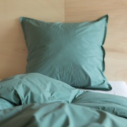 WASHED COTTON DUVET COVER BALSAM