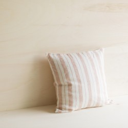 BRASILIA CUSHION GLAISE/ MILK