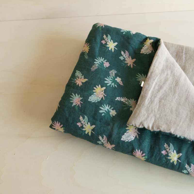 BABY COVER TROPICAL
