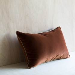 ANTIGUA CUSHION BRUN