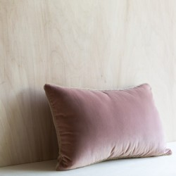 ANTIGUA CUSHION VELVET GLAISE