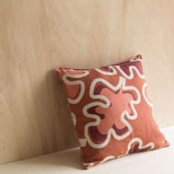 LEAVES CUSHION