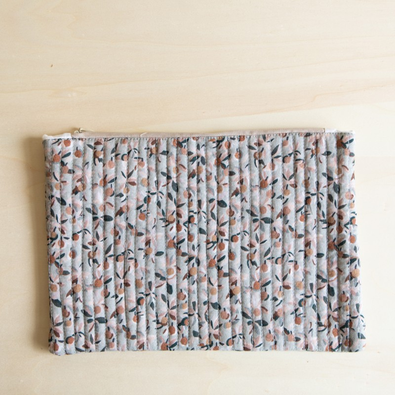 IPAD POUCH BLOOM SAUGE