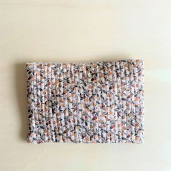 IPAD POUCH BLOOM MIEL