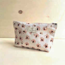 MAKE-UP POUCH LEO MILK