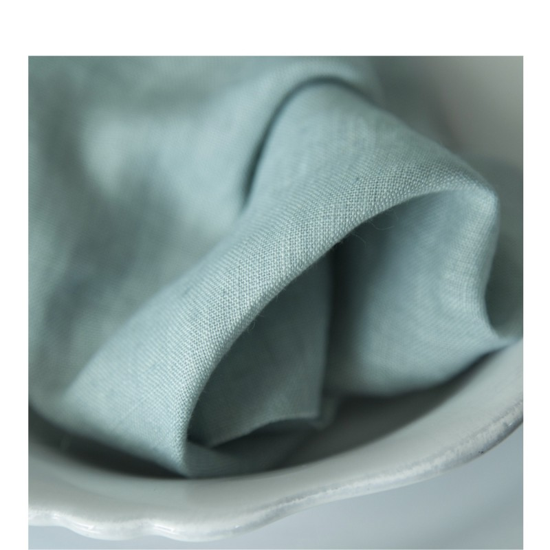 WASHED LINEN NAPKIN NUAGE