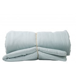 WASHED LINEN MATRESS NUAGE