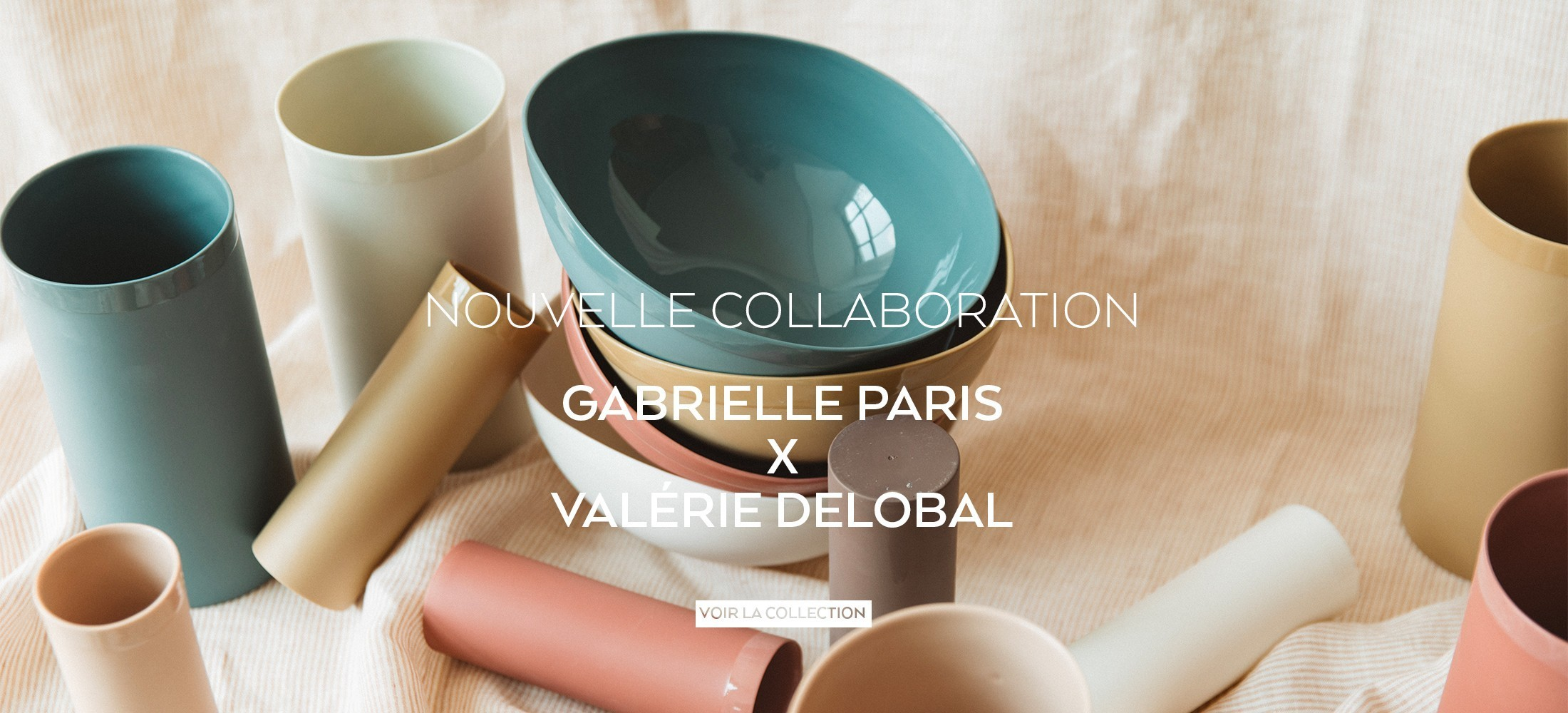 GABRIELLE X VALERIE DELOBAL