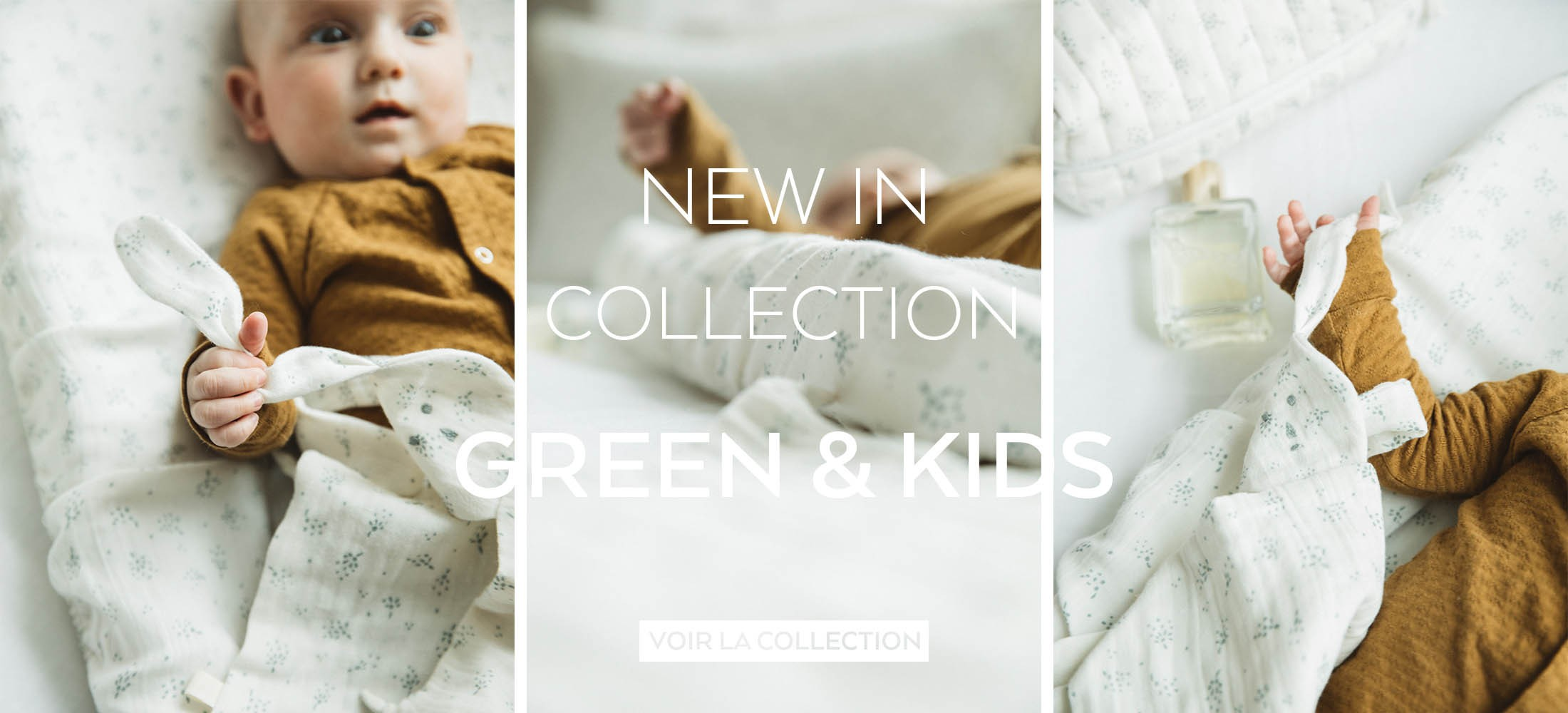 Green & kids new in