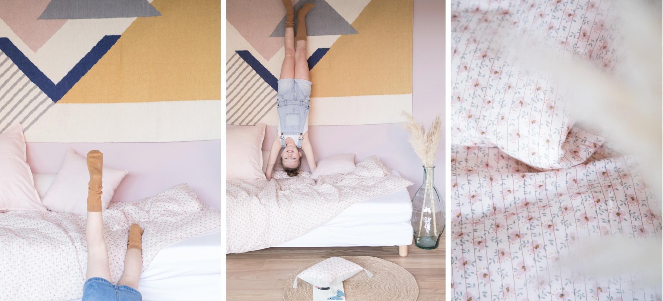 NEW IN nomade linge de lit coussin accessoires kids enfant