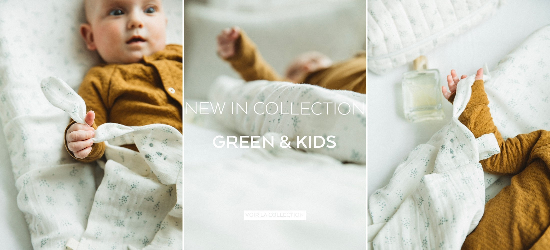 GREEN & KIDS